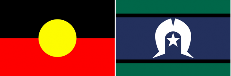 Aboriginal and Torres Strait flags
